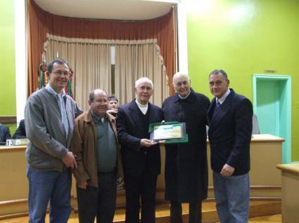 Poder Legislativo homenageou os 50 anos da Diocese de Santo Ângelo